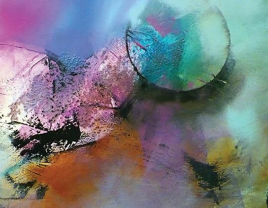 Peinturecontemporaine, par Denise Cloutier (Jeudi 9h à 12h)