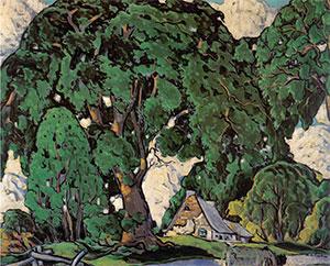 peinture sur fond noir, par François Desharnais, mercredi 9h à 15h30