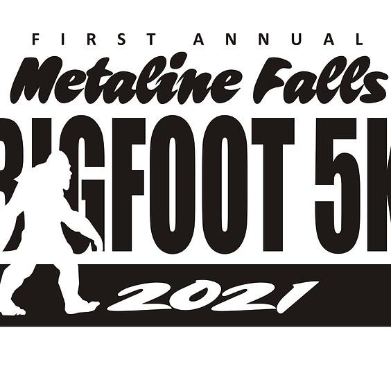 Metaline Falls Bigfoot 5k Race