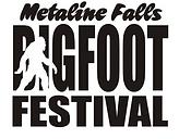 Metaline Falls Bigfoot Festival logo.png