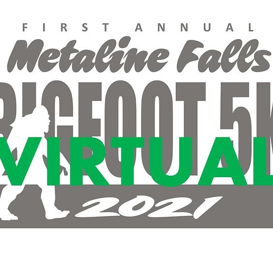 Virtual Bigfoot 5K