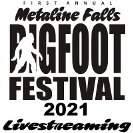 Livestreaming of Presentations at Metaline Falls Bigfoot Festival