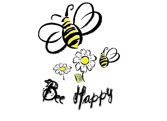 Bee Happy Porter