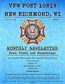 April New Richmond VFW Newsletter (Inter