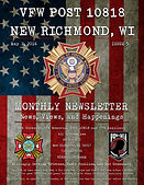 May New Richmond VFW Newsletter (Interne