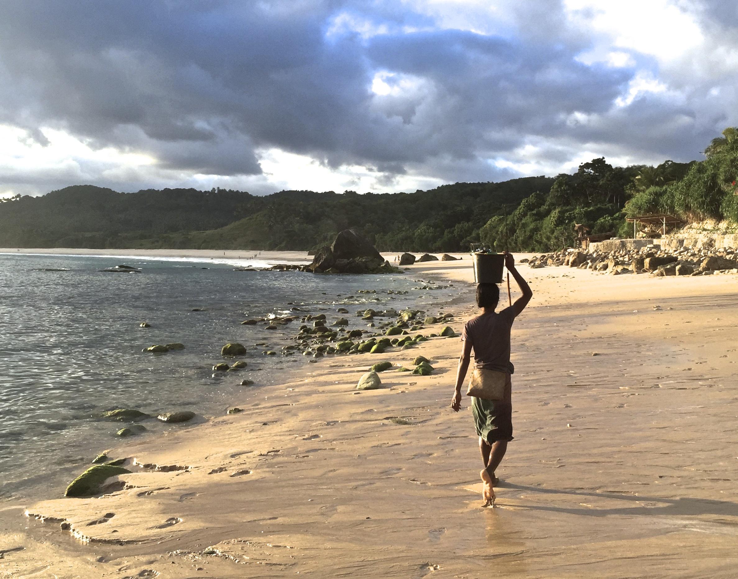 Local at Sumba Island