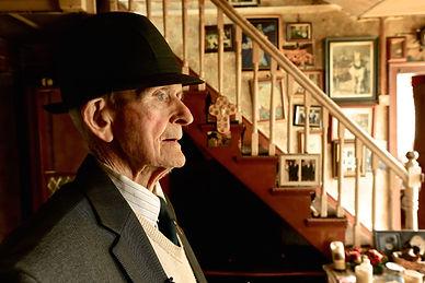 Jackie O' Sullivan (102 from Killarney).