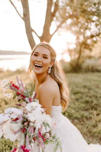 Happy Heroncrest Bride