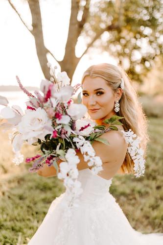 Lakside Bride