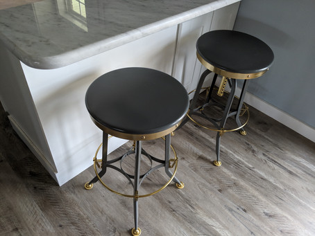 New Stools from RH
