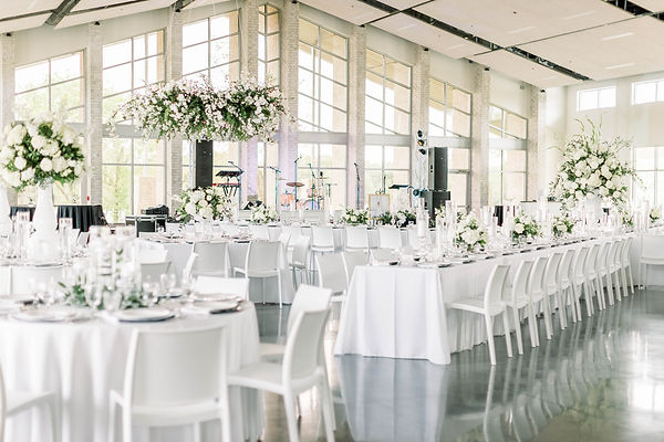 Heroncrest Wedding Reception