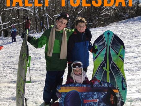 Tally Tuesday 1.14.18