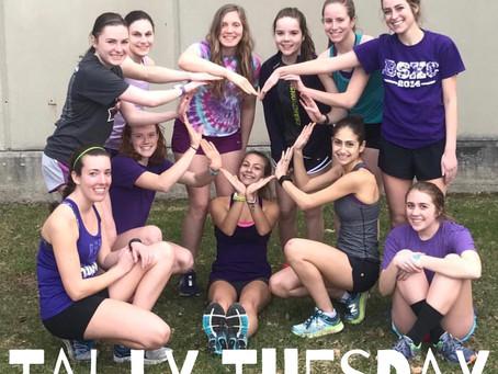 Tally Tuesday 3.19.18