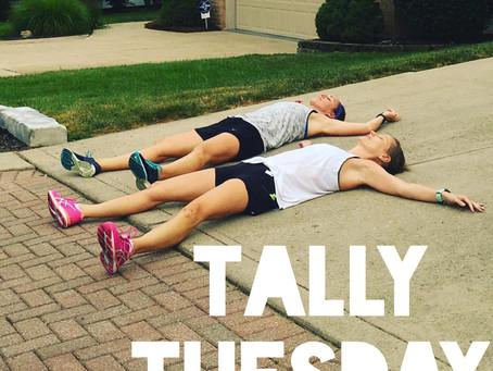 Tally Tuesday 7.16.18