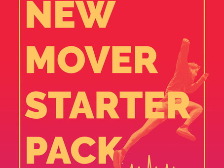 October New Mover Giveaway!