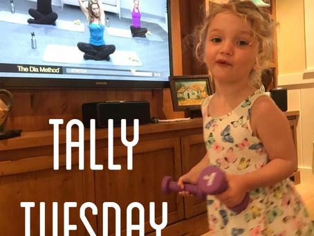 Tally Tuesday 4.16.18