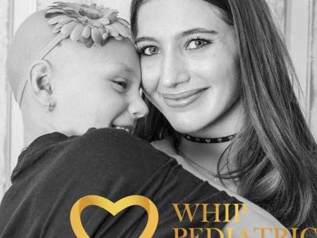 Move Me Monday Storyteller: Jordan Belous, Whip Pediatric Cancer