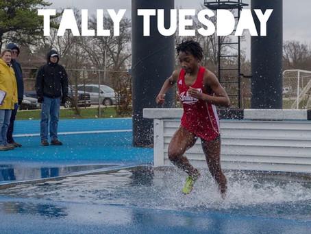 Tally Tuesday 4.29.18