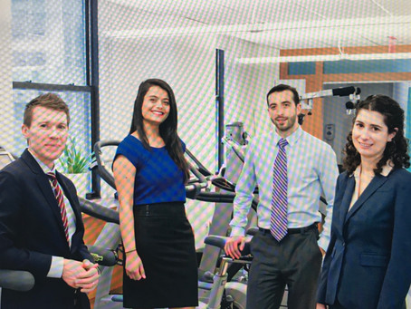 Lee Jones Lab and exercise oncology