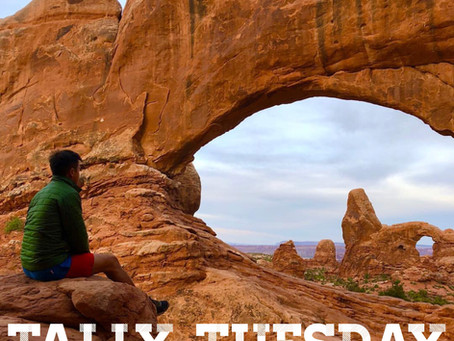 Tally Tuesday 5.14.18