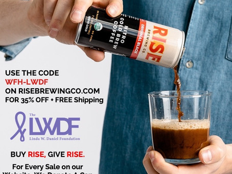 RISE Coffee - special LWDF offer