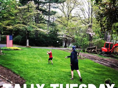 Tally Tuesday 6.25.18
