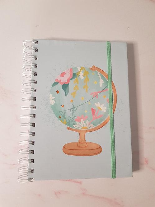 Cuaderno Globo