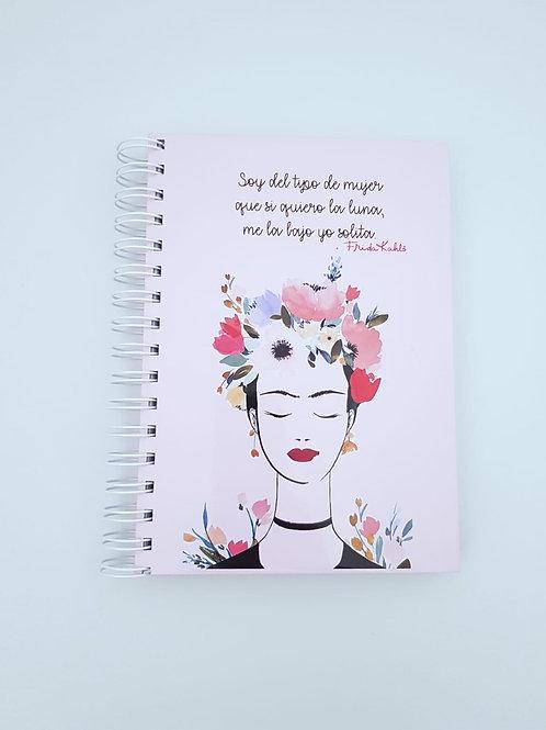 Cuaderno Frida