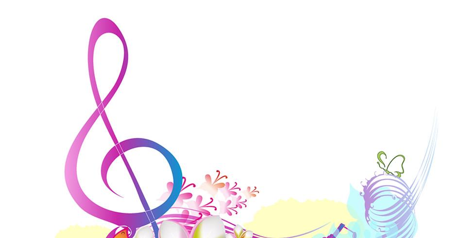 PreK-12 Spring Music Program