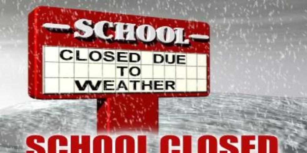 SNOW DAY - No School