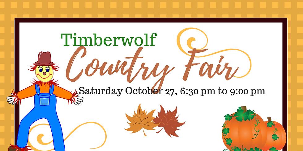 Timberwolf Country Fair