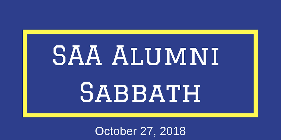 Alumni Sabbath