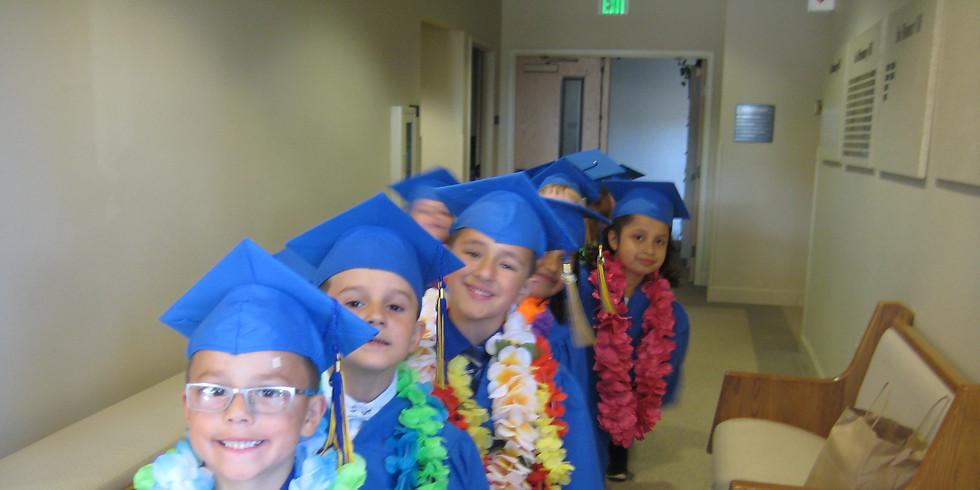 PreK and Kindergarten Graduation