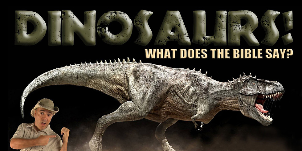 Dinosaurs! What Does the Bible Say?