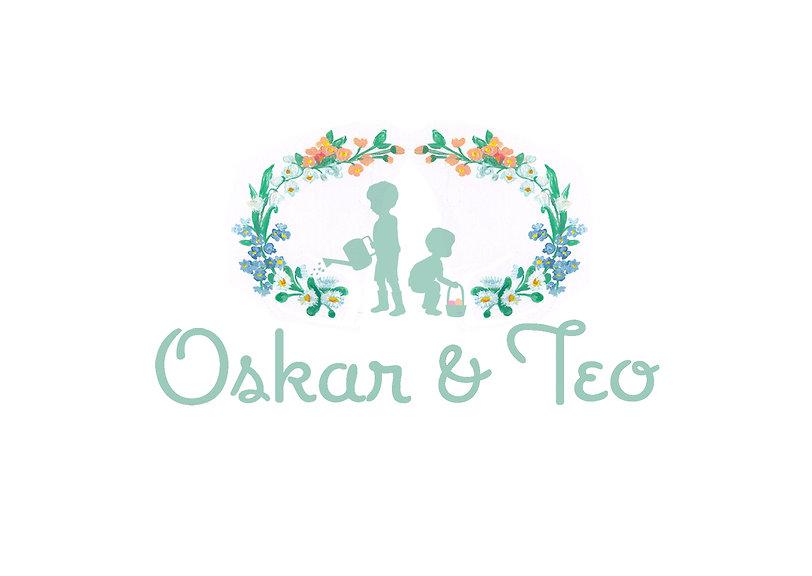 Logo Oskar und Teo