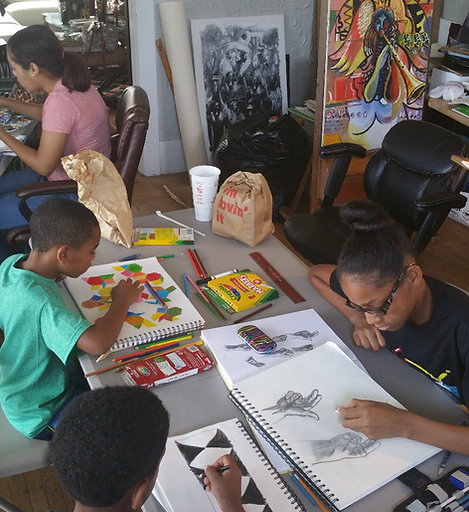 Richard Thomas' Summer Intensive Art Camp Tuition