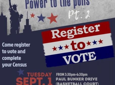 **REGISTER TO VOTE**