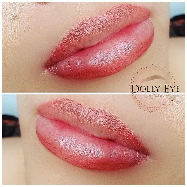 Wake up with beautiful lips! Aquarelle l
