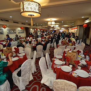 2017 CNY Banquet Dinner