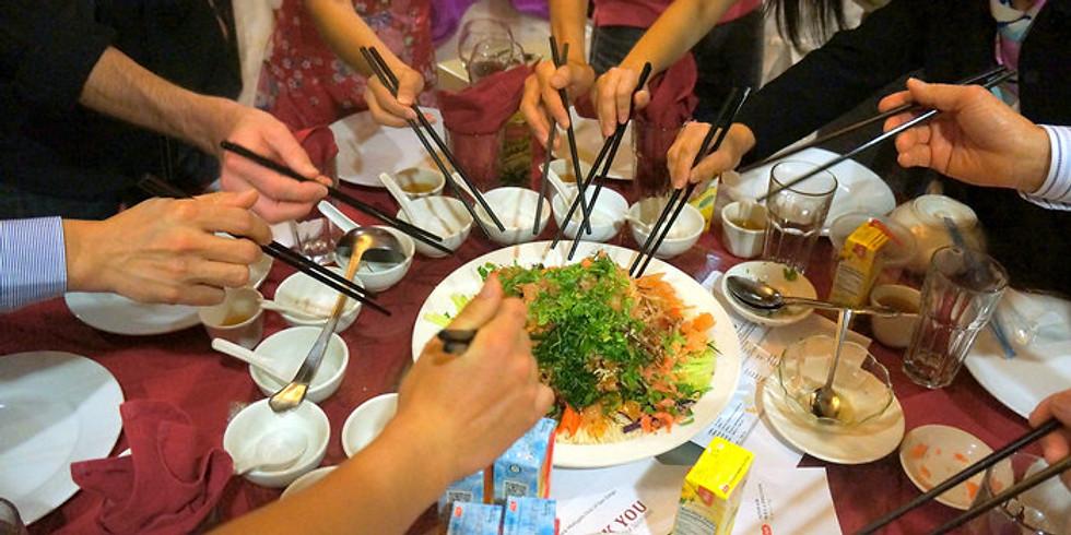 2020 Chinese New Year Dinner
