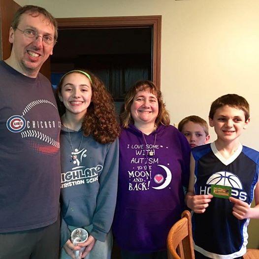 Indiana Family