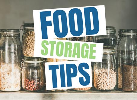 Essential Food Storage & Buying Strategies