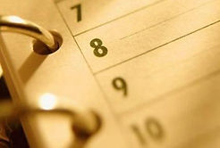 Online agenda afspraak boeken reserveren