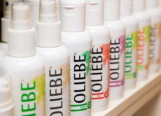 Shampoo zonder sulfaten, parabenen
