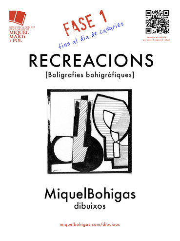 RECREACIONS (Fase 1)