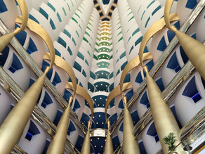 Better To Have Experienced the Burj Al Arab Once
