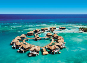 The Caribbean's Overwater Villas