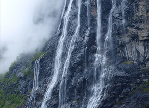 Chasing Waterfalls and Fjords from Ålesund - Part 2