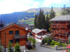 Summer Stay at The Lodge Verbier