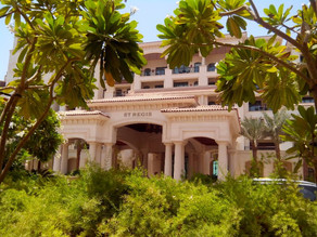 Say Hello to St Regis Saadiyat Island Resort